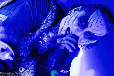Dimmu Borgir at Brutal Assault 2012 by helvetephoto
