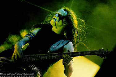 Immortal at Brutal Assault 2012 by helvetephoto
