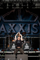 Axxis at Metalfest 2012 by helvetephoto