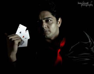 Alan Kapoor CLASSIC RED