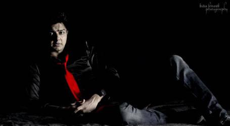 Alan Kapoor CLASSIC RED by trivediisha