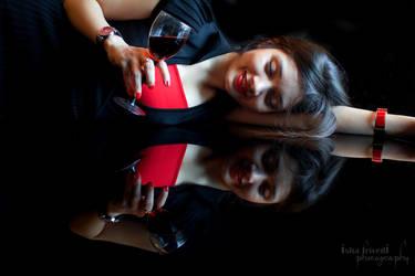 Kari S CLASSIC RED by trivediisha