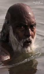 The Look - Varanasi by trivediisha