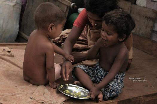 Sharing and Caring - Khandala