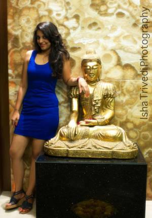Rujul Trivedi clicked by Isha Trivedi