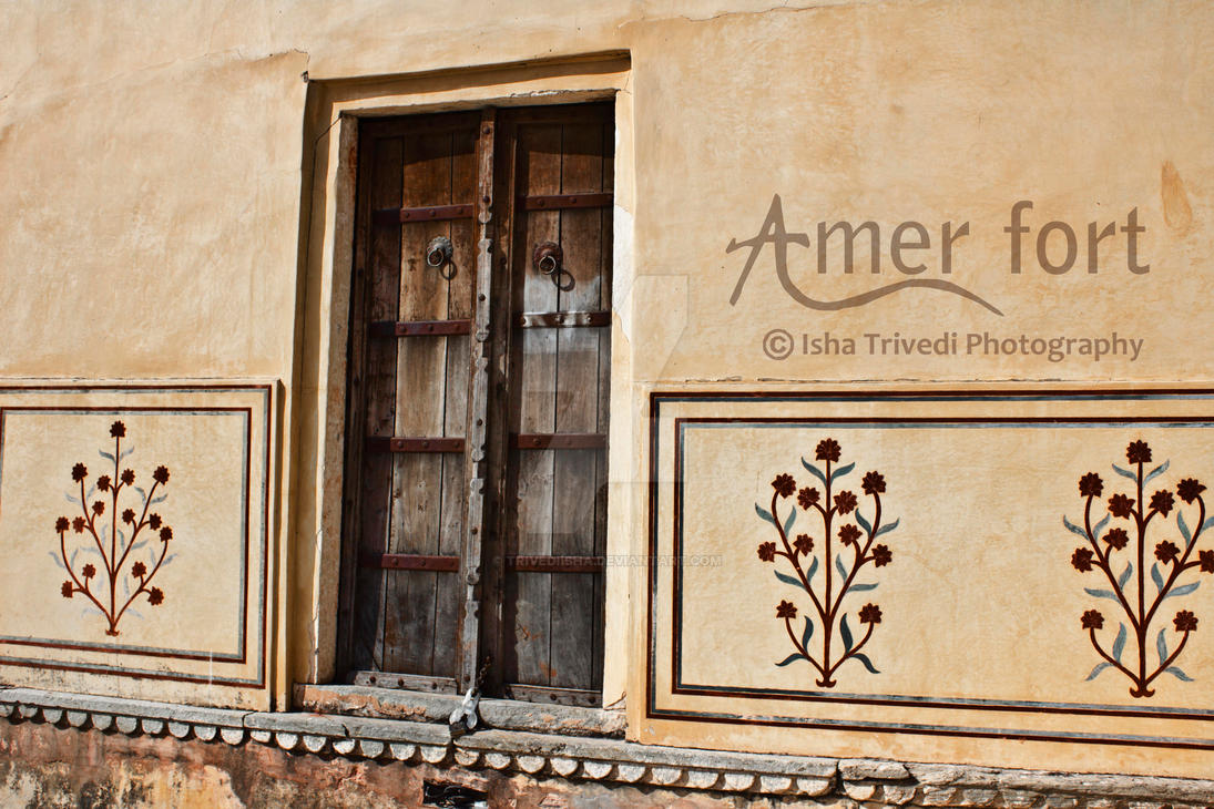 Amer Fort - Clicked by Isha Trivedi by trivediisha