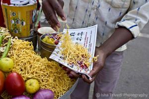 Chaat Wala - Clicked by Isha Trivedi