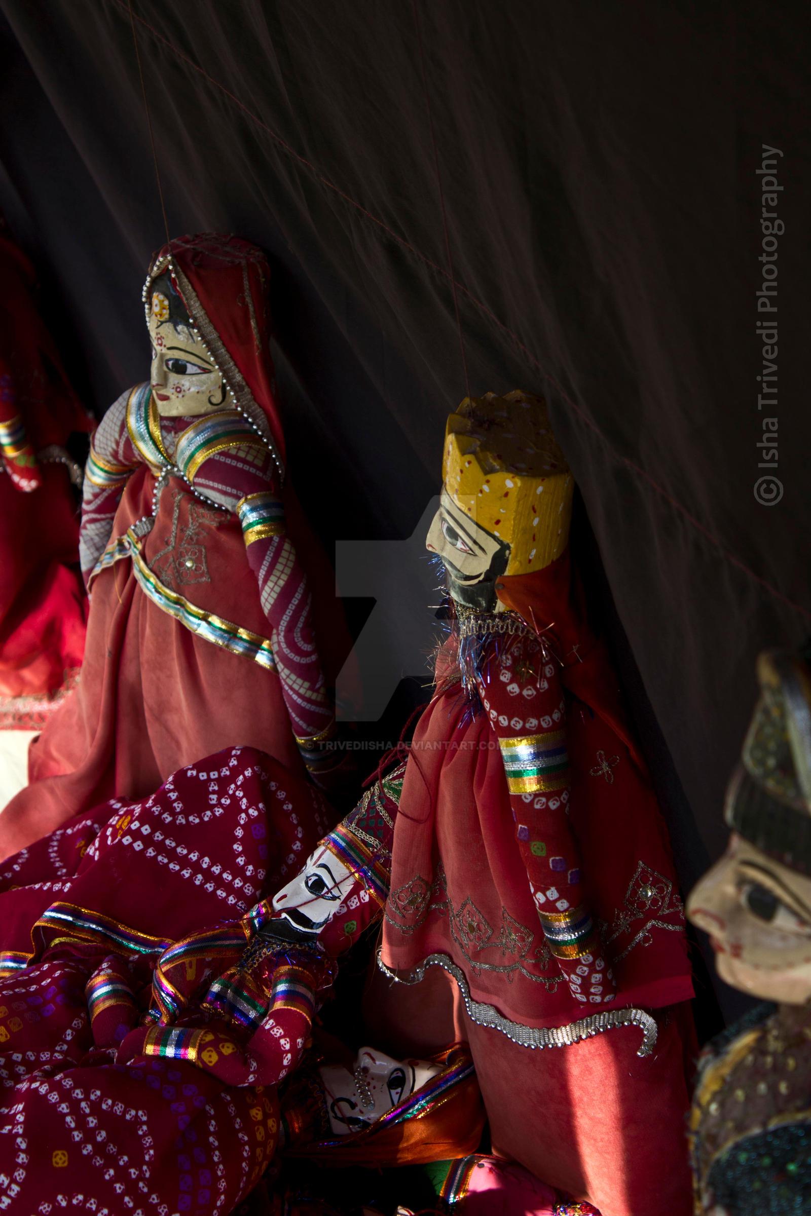 Puppets - clicked by Isha Trivedi by trivediisha