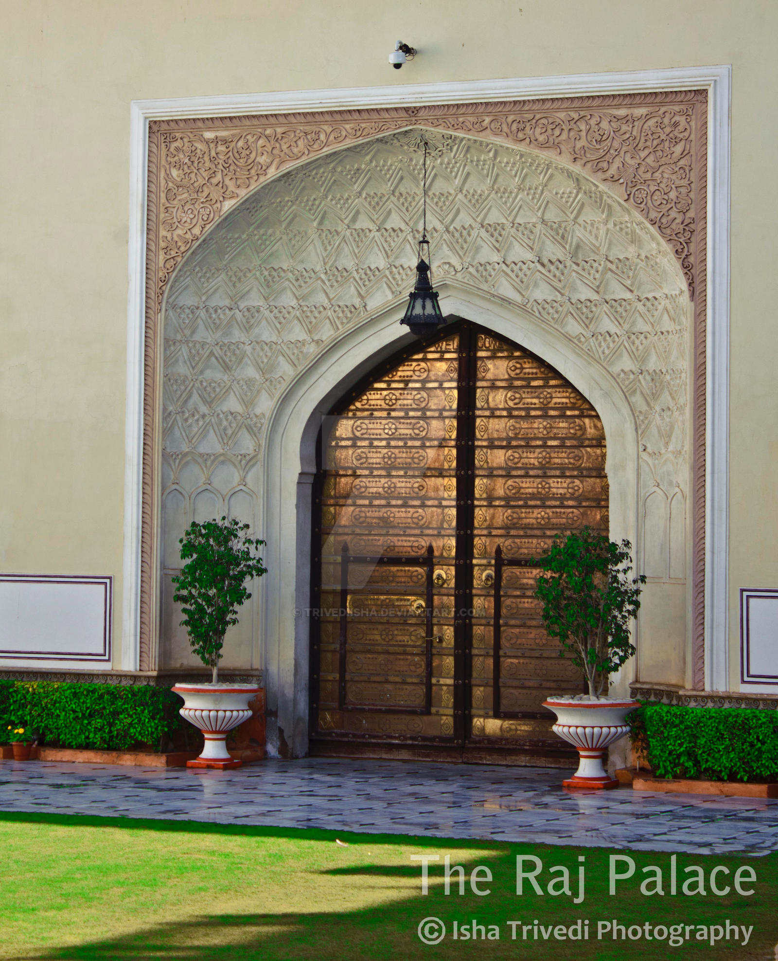 The Raj Palace - clicked by Isha Trivedi by trivediisha