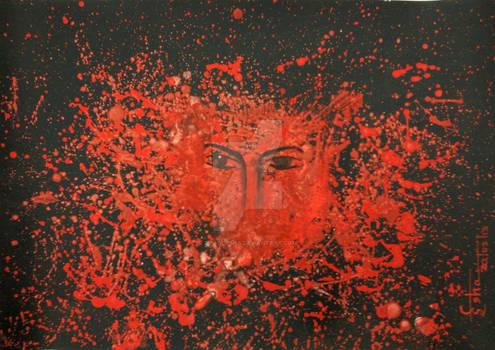 Burning Red by Isha Trivedi