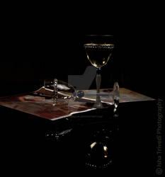 Wine Glass - Isha Trivedi Photography