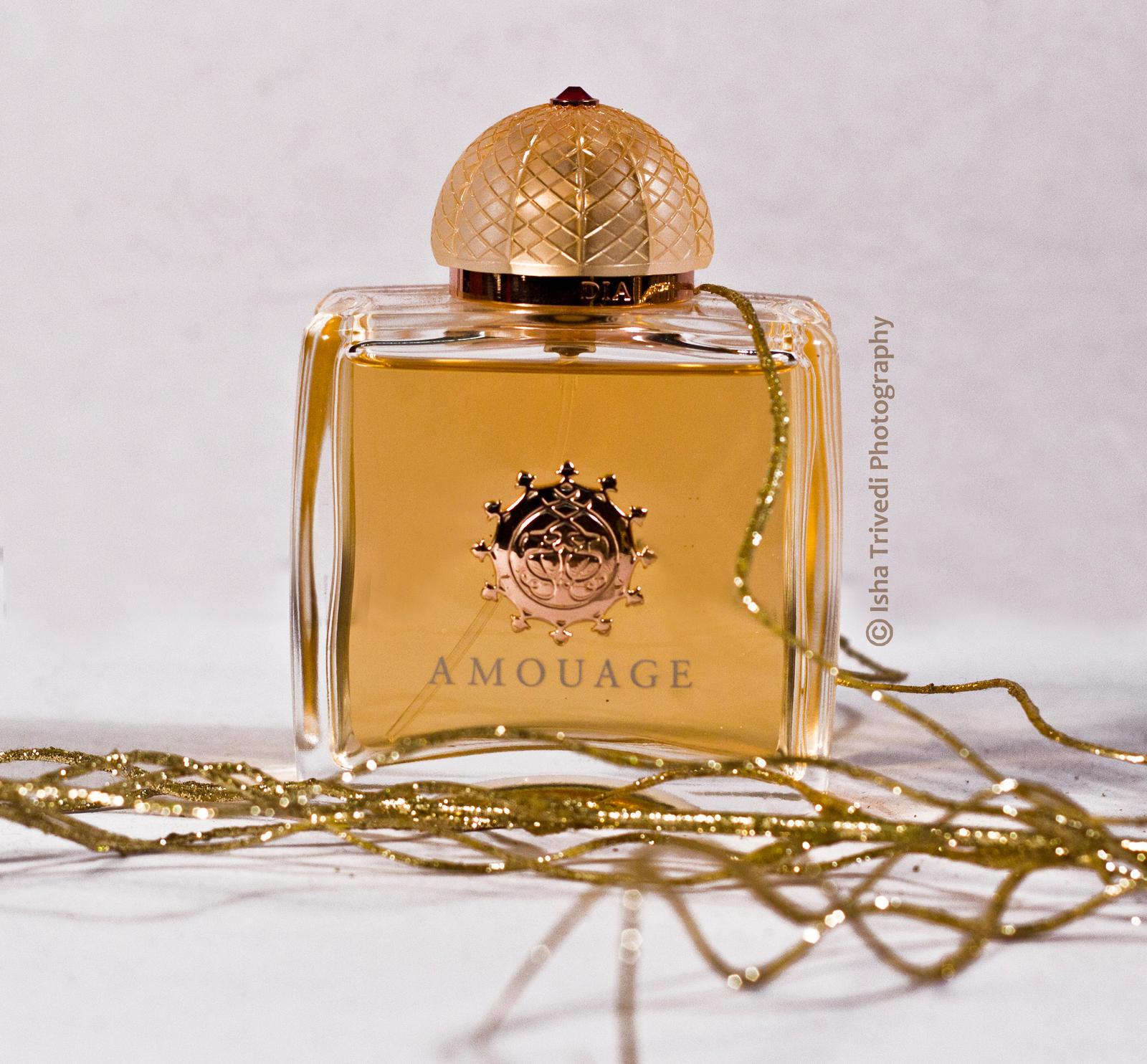 AMOUAGE - Isha Trivedi Photography by trivediisha