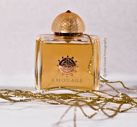 AMOUAGE - Isha Trivedi Photography