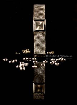Swarovski Watch - Isha Trivedi Photography