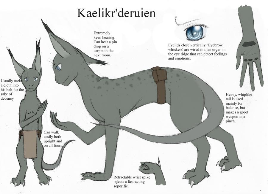 Kael Reference by Nyla-Silverlyth