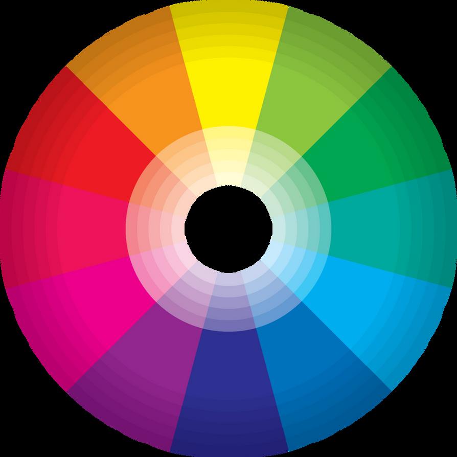 Cercle chromatique by darktholt on deviantart - Le cercle chromatique ...