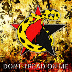 Don't Tread On Me by nwn9