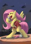 Fluttershy Sings Jazz