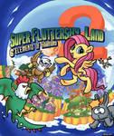 Super Fluttershy Land 2 Cover Art Done