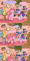 Time Travelin' Pinkie Pie
