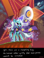 The All-Seeing Eye Of Trixie by DocWario