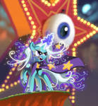 The All-Seeing Eye Of Trixie -version 2-