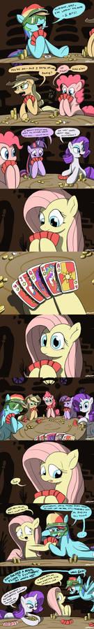 Pokershy