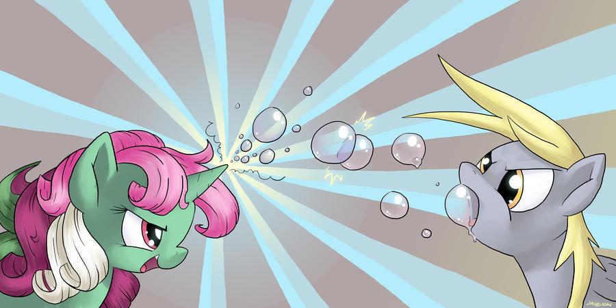 Bubble Battle! by DocWario
