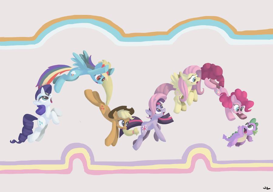 Ponywave by DocWario