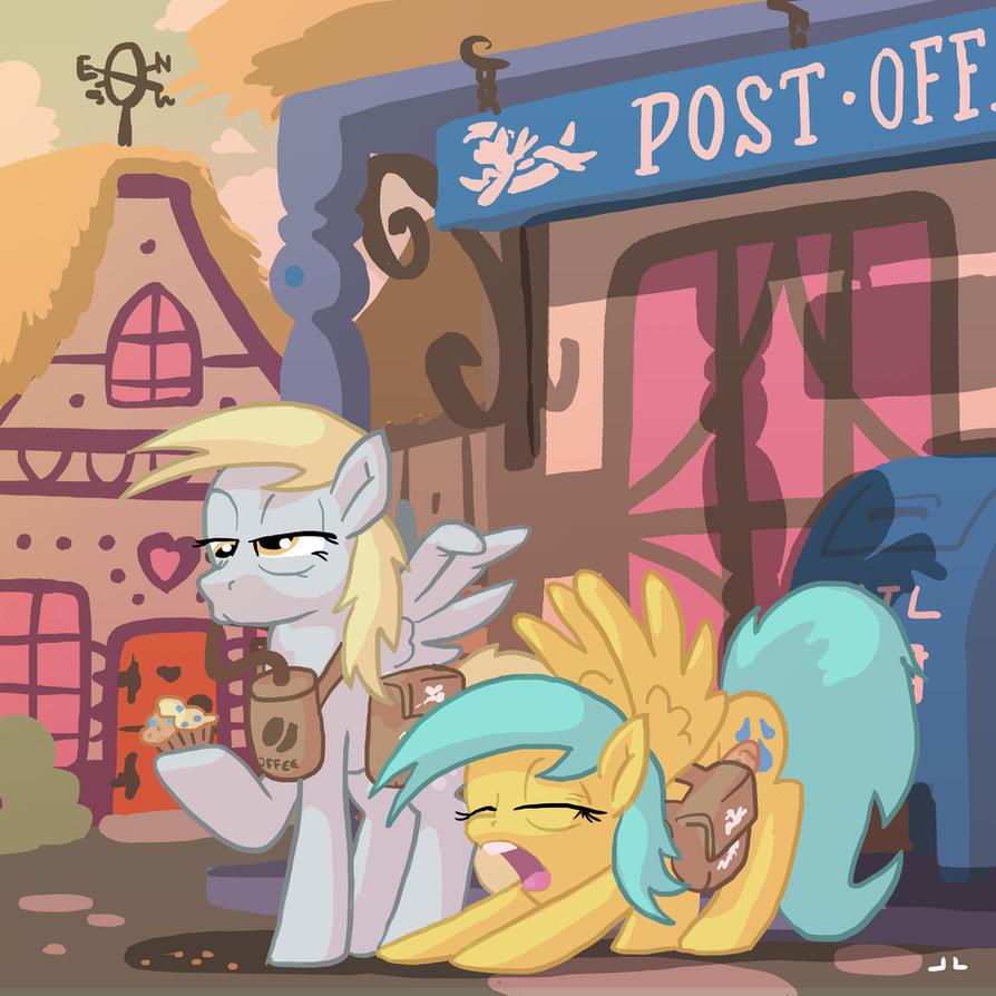 Mailmares' Monday Morning by DocWario