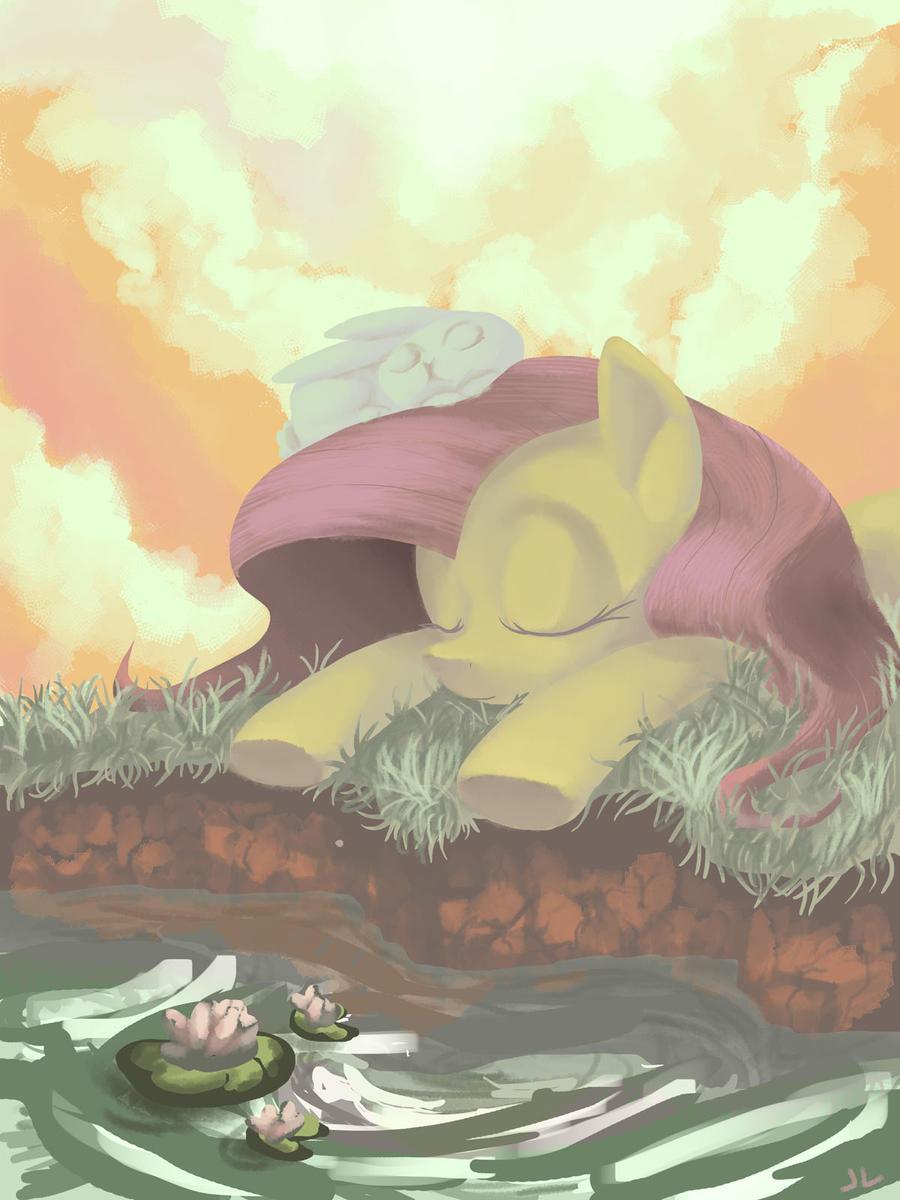 Flutteresting Angelhead by DocWario