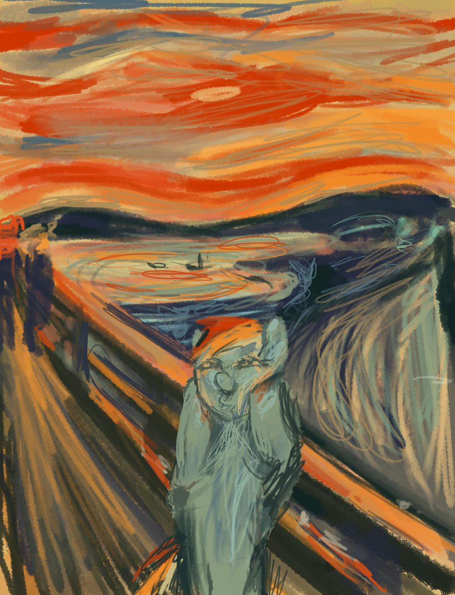 Why Is The Painting Of The Scream So Famous