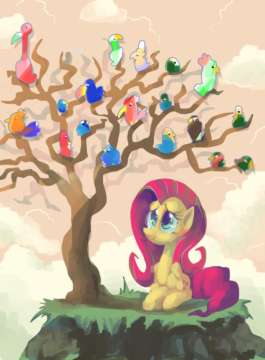 The Birdy Tree by DocWario