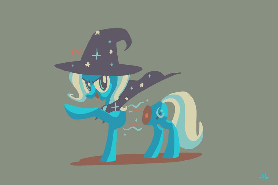 Half a Trixie by DocWario
