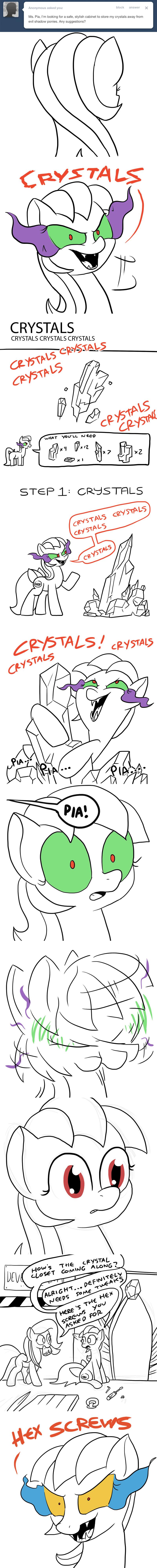 Ask Pia Ikea 40 by DocWario