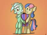 Lyra's New Costume