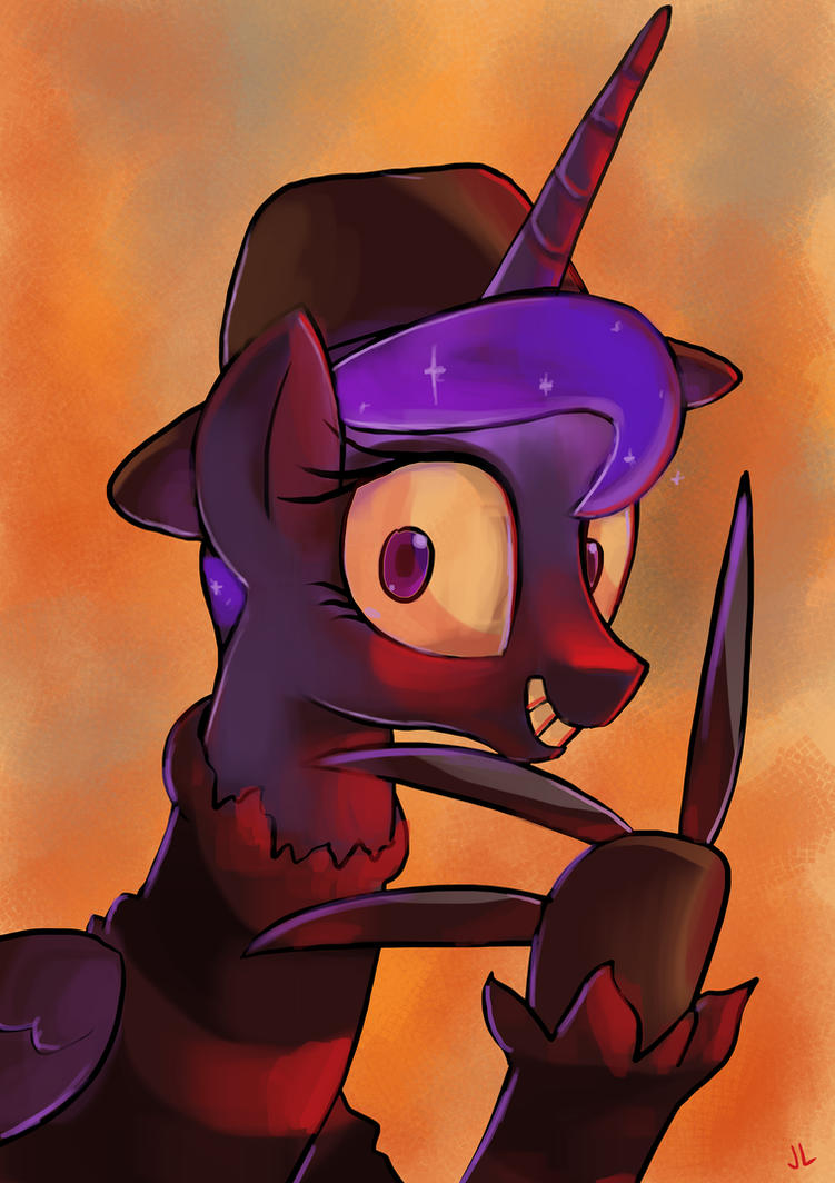 Night Mare on Elm Street by DocWario