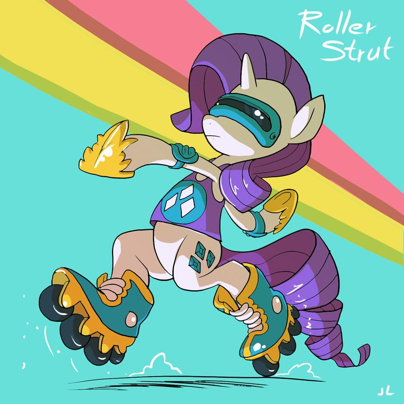 Roller Strut by DocWario