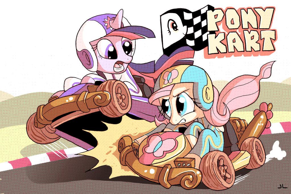 Pony Kart by DocWario