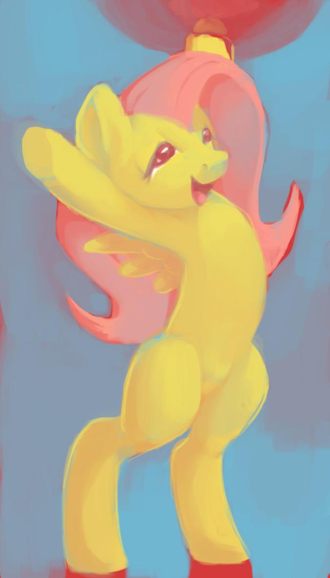 Blushy by DocWario