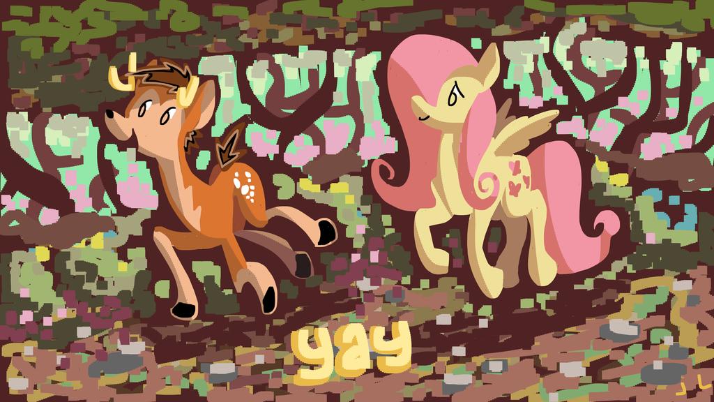 Follow That Deer by DocWario