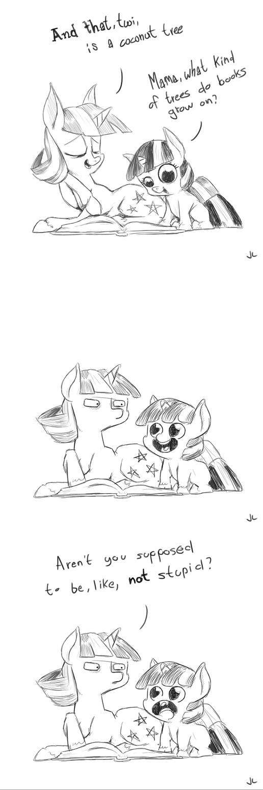 Twiderp by DocWario