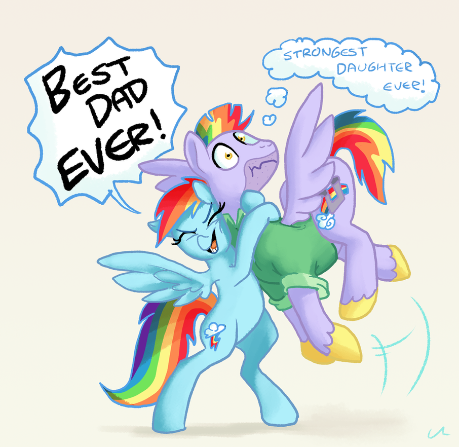 happy_father_s_dash_by_docwario-dbd6bl5.