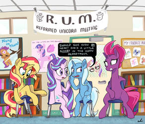 Where's The Rum? by DocWario