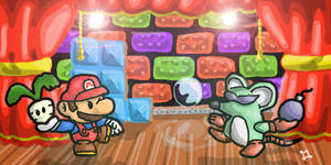 Paper Mario Brothers 2