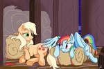 Commission - Goodnight Sweet Princess