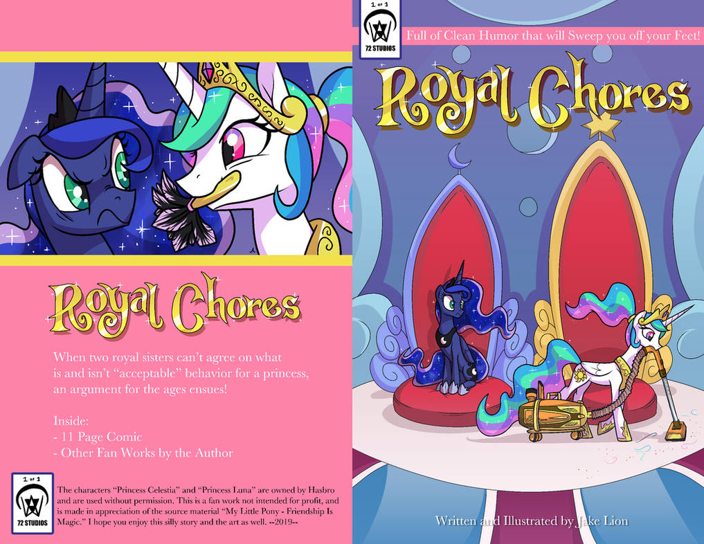 Royal Chores - Cover