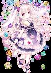 Render 567   14 8 2015   Anime Girl By Mizumikid-d
