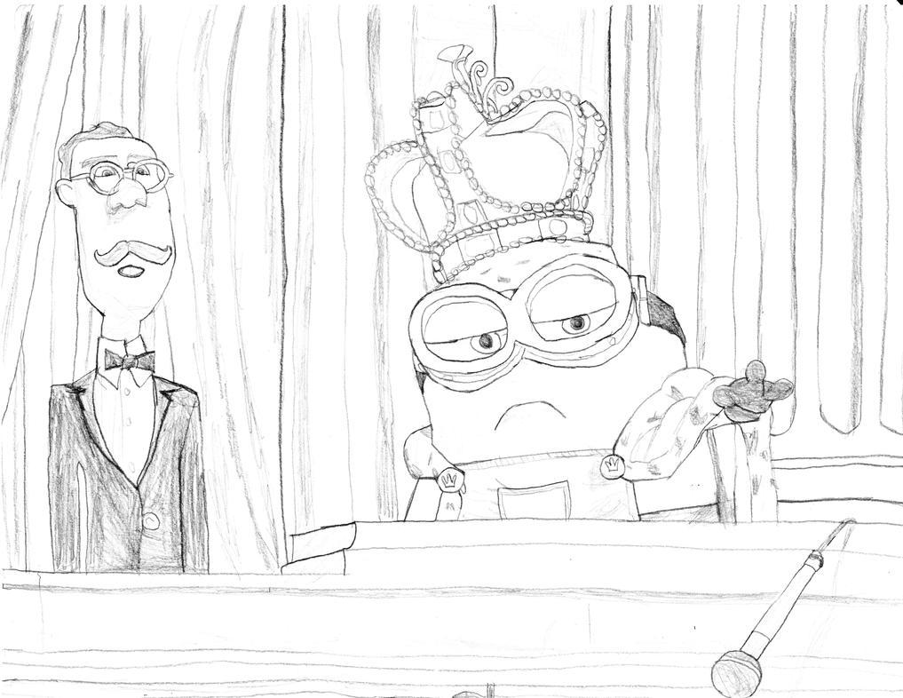 King Bob Drops The Mic By Homer311