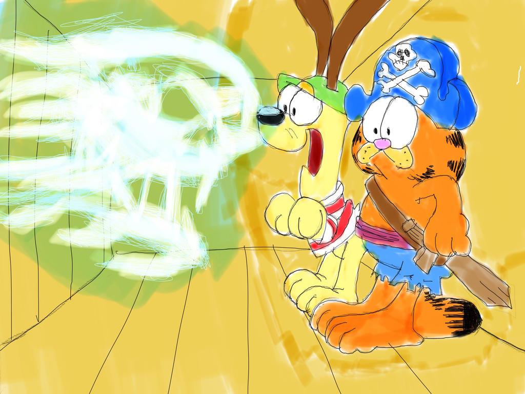 Garfield's Halloween Adventure by homer311 on DeviantArt